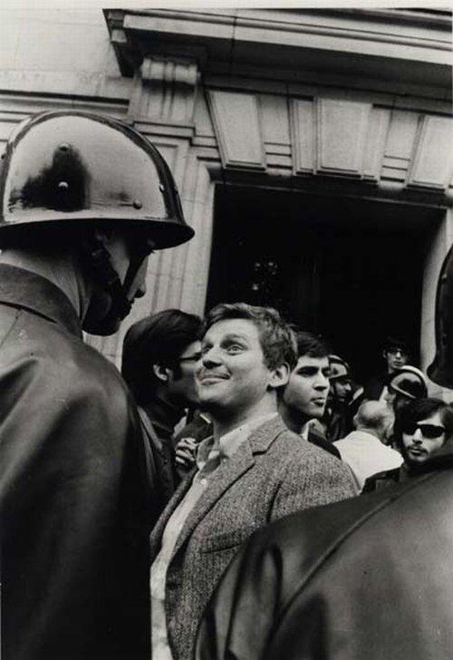 Лидер парижского мая-68 Даниэль КОН-БЕНДИТ: «Мы чувствовали, что свобода должна быть завоевана».